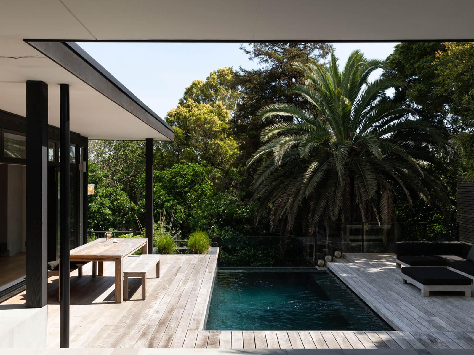 Hamish Cameron Architecture - Remuera rd decking