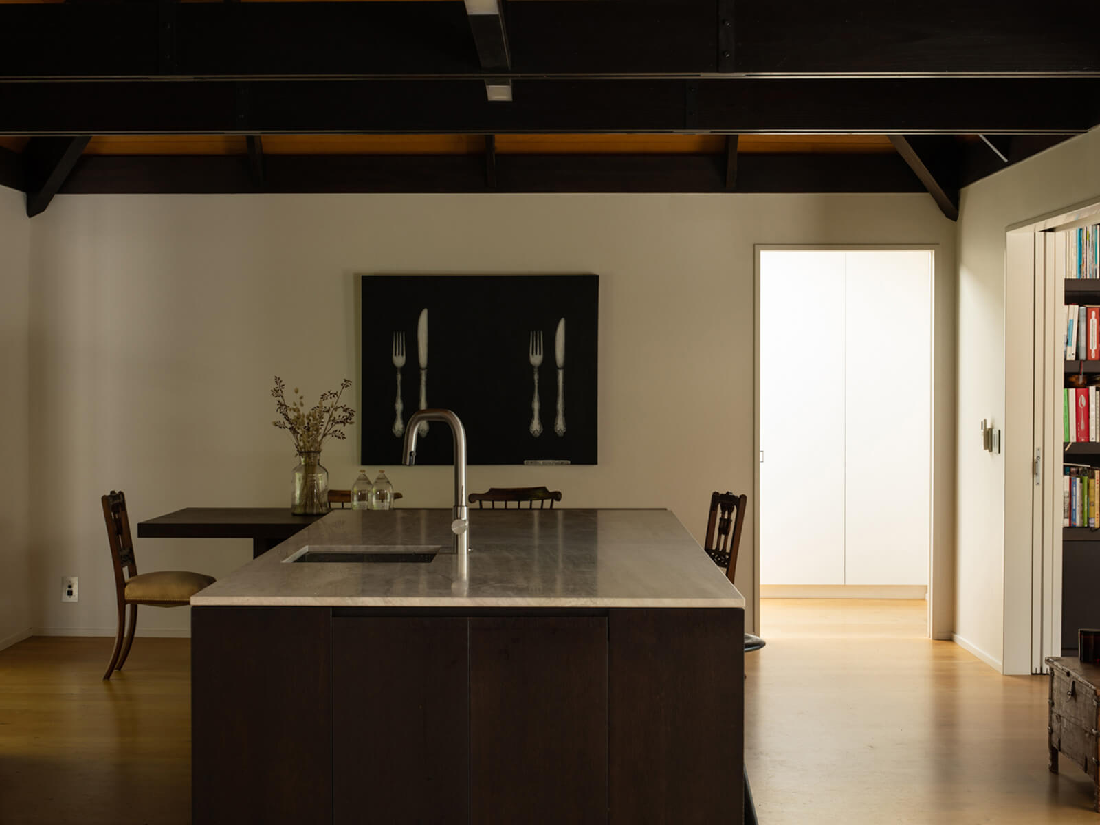 Hamish Cameron Architecture - Remuera rd inside